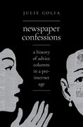 Cover for Newspaper Confessions