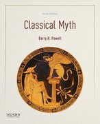 Cover for Classical Myth