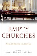 Cover for Empty Churches