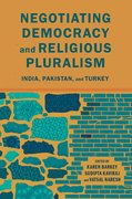 Cover for Negotiating Democracy and Religious Pluralism