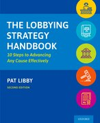 Cover for The Lobbying Strategy Handbook