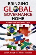 Cover for Bringing Global Governance Home