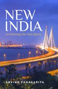 Cover for New India - 9780197531556