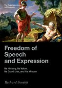 Cover for Freedom of Speech and Expression