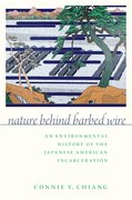 Cover for Nature Behind Barbed Wire