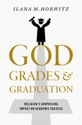 Cover for God, Grades, and Graduation