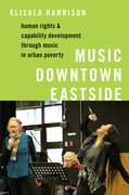 Cover for Music Downtown Eastside