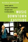 Cover for Music Downtown Eastside - 9780197535073