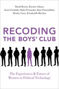 Cover for Recoding the Boys