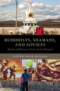 Cover for Buddhists, Shamans, and Soviets