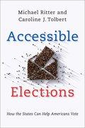 Cover for Accessible Elections