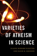 Cover for Varieties of Atheism in Science