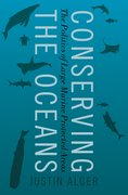 Cover for Conserving the Oceans