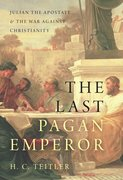 Cover for The Last Pagan Emperor - 9780197540732