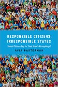 Cover for Responsible Citizens, Irresponsible States