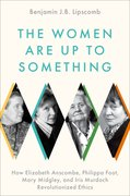 Cover for The Women Are Up to Something