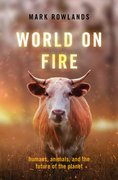 Cover for World on Fire