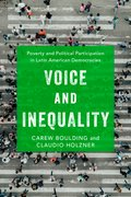 Cover for Voice and Inequality