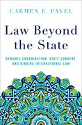 Cover for Law Beyond the State - 9780197543894