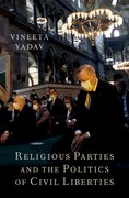Cover for Religious Parties and the Politics of Civil Liberties