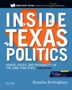 Cover for Inside Texas Politics