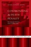 Cover for Confronting the Death Penalty
