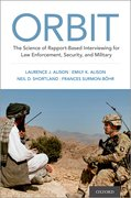 Cover for ORBIT - 9780197545959