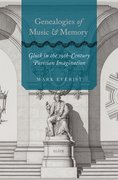 Cover for Genealogies of Music and Memory