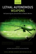 Cover for Lethal Autonomous Weapons