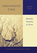 Cover for Organized Time