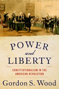 Cover for Power and Liberty - 9780197546918