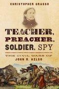 Cover for Teacher, Preacher, Soldier, Spy