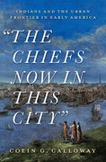 Cover for The Chiefs Now in This City - 9780197547656