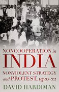 Cover for Noncooperation in India
