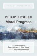 Cover for Moral Progress - 9780197549155