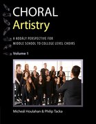 Cover for Choral Artistry