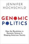 Cover for Genomic Politics - 9780197550731
