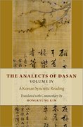 Cover for The Analects of Dasan, Volume IV