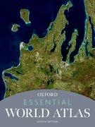 Cover for Essential World Atlas