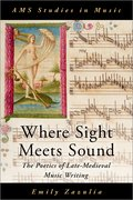 Cover for Where Sight Meets Sound
