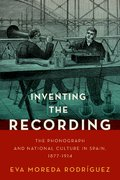 Cover for Inventing the Recording