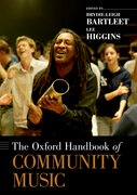 Cover for The Oxford Handbook of Community Music