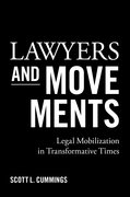 Cover for Lawyers and Movements