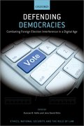 Cover for Defending Democracies