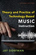 Cover for Theory and Practice of Technology-Based Music Instruction