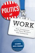 Cover for Politics at Work