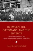 Cover for Between the Ottomans and the Entente