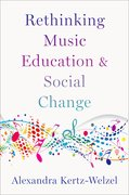 Cover for Rethinking Music Education and Social Change