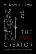 Cover for The Evil Creator