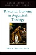 Cover for Rhetorical Economy in Augustine